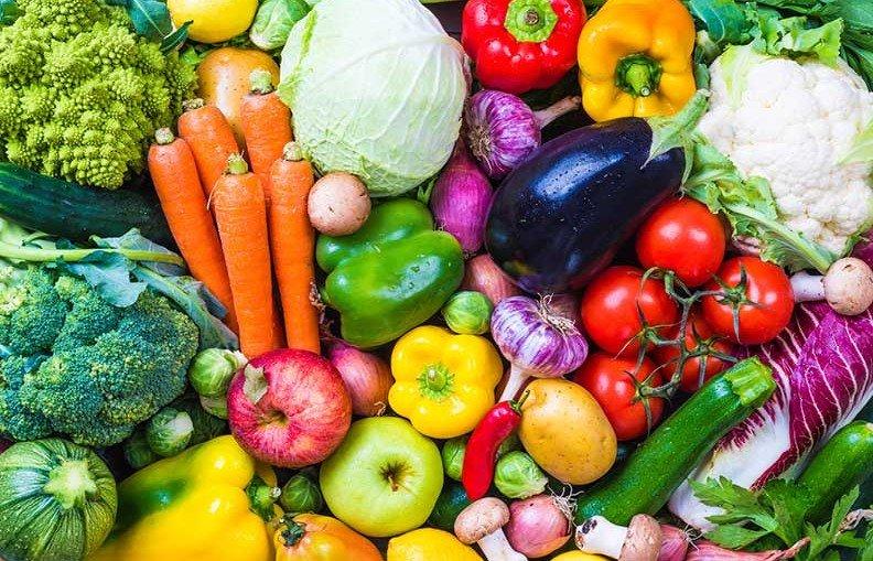 Recettes aux légumes faciles et saines